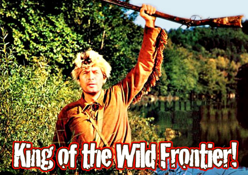 King Of The Wild Frontier Lizbugg Com